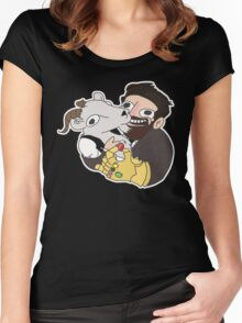 Then They're Mates Women's Fitted Scoop T-Shirt