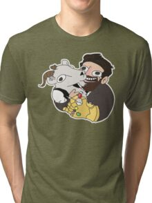 Then They're Mates Tri-blend T-Shirt