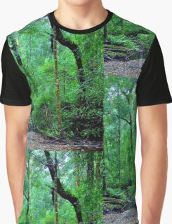 Lush and Green Graphic T-Shirt