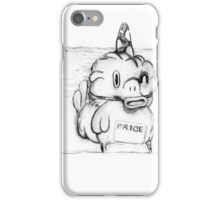 price duck iPhone Case/Skin