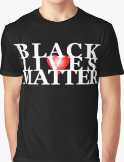 Black Lives Matter 2 Graphic T-Shirt