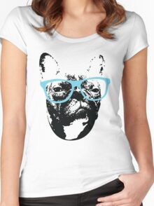 Smart Dog Women's Fitted Scoop T-Shirt