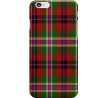 02341 New York County, New York Fashion Tartan  iPhone Case/Skin