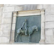 Views of Grand Army Plaza - Artwork Under the Arch Photographic Print