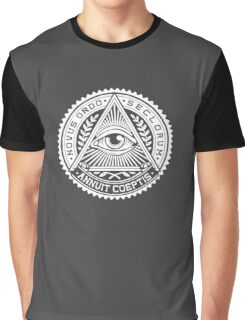 Funny ILLUMINATTION Graphic T-Shirt