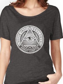 Funny ILLUMINATTION Women's Relaxed Fit T-Shirt