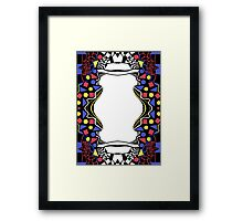 Carnival Nights Framed Print