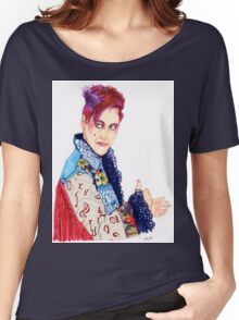 Zarabeth WitchBoard Kathleen Wilhoite Women's Relaxed Fit T-Shirt