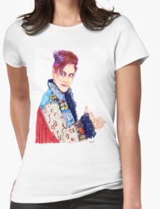 Zarabeth WitchBoard Kathleen Wilhoite Womens Fitted T-Shirt