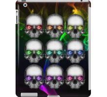 Smokin Skulls iPad Case/Skin