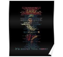 Deeper Than Money- Logic Poster