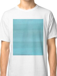 Teal Abstract Classic T-Shirt