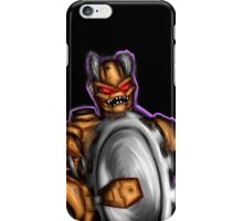 Sawborg Destructo iPhone Case/Skin