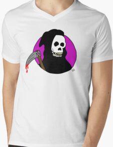 Grimmy Mens V-Neck T-Shirt