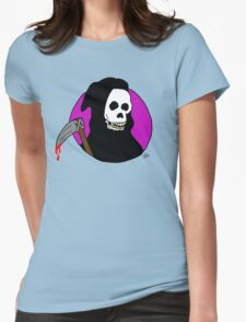 Grimmy Womens Fitted T-Shirt