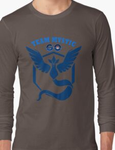 Team mystic - Pokemon go Long Sleeve T-Shirt