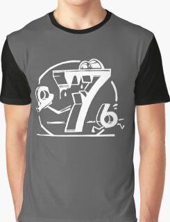Math Shirt Seven Ate Nine Graphic T-Shirt