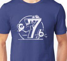 Math Shirt Seven Ate Nine Unisex T-Shirt