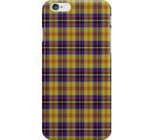 02326 San Diego County, California Fashion Tartan  iPhone Case/Skin