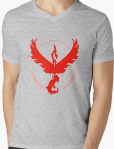 pokemon go team valor Mens V-Neck T-Shirt