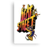 Beat Street Canvas Print