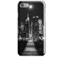 Moonrise Over 42nd St. iPhone Case/Skin