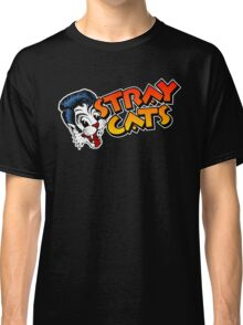 STRAY CATS ROCKABILLY Classic T-Shirt