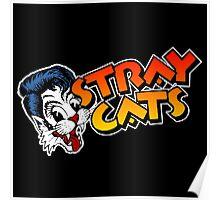 STRAY CATS ROCKABILLY Poster