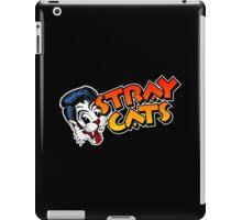 STRAY CATS ROCKABILLY iPad Case/Skin