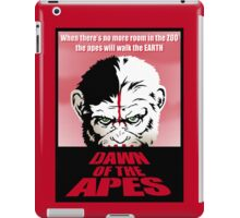 No More Room in the ZOO... iPad Case/Skin