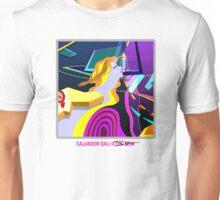 Salvador Dali x Dik Low (The Great Masturbator) Unisex T-Shirt