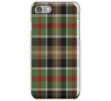 02322 Kings County, New York Fashion Tartan iPhone Case/Skin