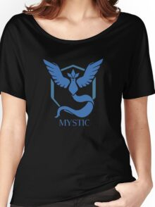 Team Mystic from Pokemon Go Women's Relaxed Fit T-Shirt