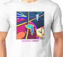 Salvador Dali x Dik Low (The Persistence of Memory) Unisex T-Shirt