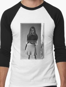 Alycia Debnam-Carey Black and White Name Men's Baseball ¾ T-Shirt