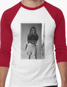 Alycia Debnam-Carey Black and White Name Men's Baseball ¾ T-Shirt