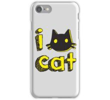 Cat Lovers iPhone Case/Skin