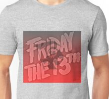 Grim Reaper Friday The 13th Unisex T-Shirt