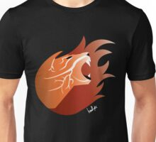 Fire Lion (Original Design) Unisex T-Shirt