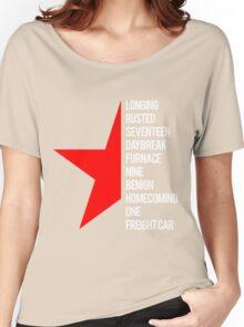 BUCKY Women's Relaxed Fit T-Shirt