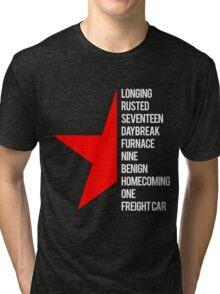 BUCKY Tri-blend T-Shirt