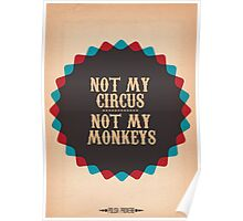 Not My Problem Poster