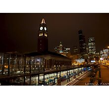 King Street Station Photographic Print