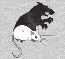 The Strange Case of Dr. Mouse and Mr. Rat Baby Tee