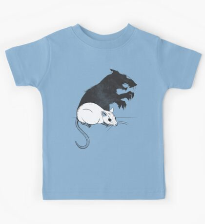 The Strange Case of Dr. Mouse and Mr. Rat Kids Tee