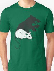 The Strange Case of Dr. Mouse and Mr. Rat Unisex T-Shirt