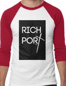 RICH PORT BY REVISION ™ Men's Baseball ¾ T-Shirt