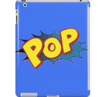 Pop Logo by American Jank iPad Case/Skin