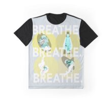 Breathe. (A) Graphic T-Shirt