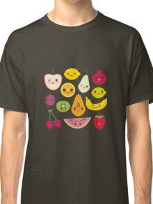 Fruit Pattern Classic T-Shirt